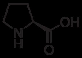 水中L-脯氨酸溶液,100μg/mL