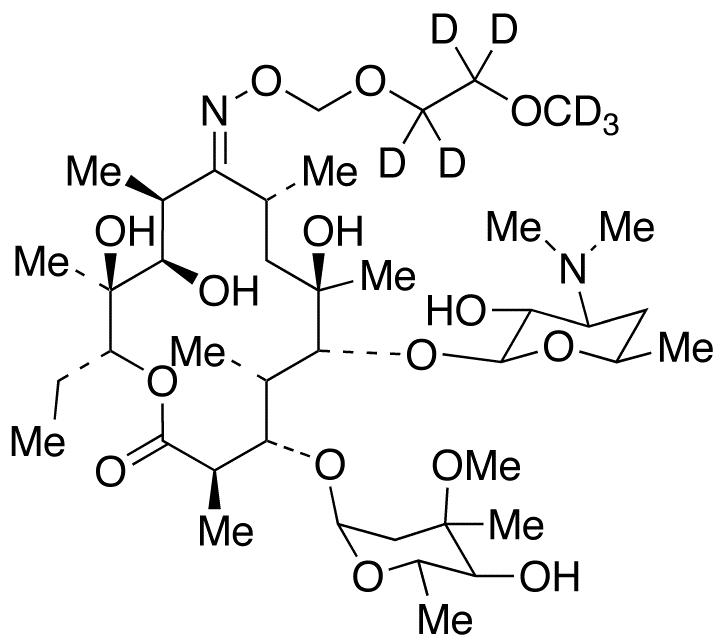 罗红霉素-D7溶液,100ppm