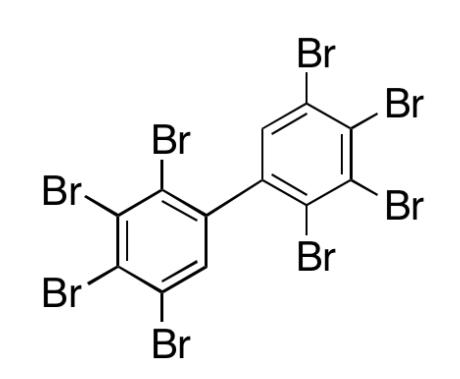 2,2',3,3',4,4',5,5'-八溴联苯