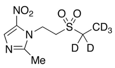 替硝唑-D5